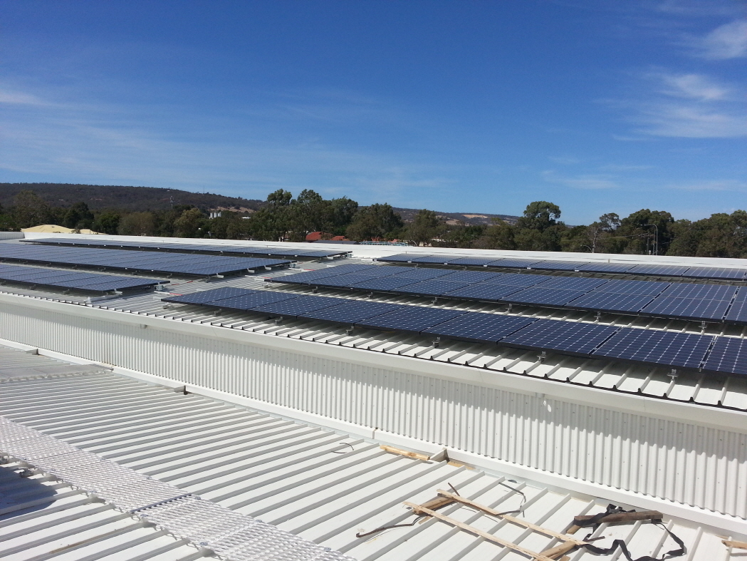 Commercial Solar Power Perth